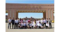 Một số hình ảnh tốt nghiệp của sinh viên chương trình 2+2 tại Sơn Đông- Trung Quốc